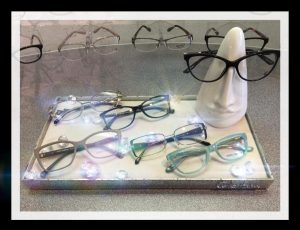 various glasses
